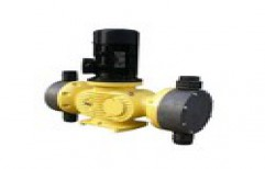 Chemical Metering Pumps by Thanga Tech Systems