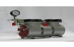 Diagram Type Vacuum Pump   by A One Engineering Works