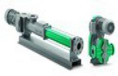 End Suction Pump by Netzsch Pumps & Systems