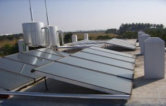Energy Solar Water Heater for Textile Industry by Focusun Energy Systems (Sunlit Group Of Companies)