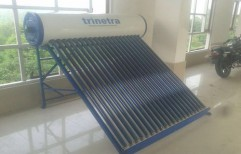 ETC Type Solar Water Heater by Trinetra Enterprises
