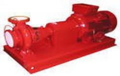 CRI Cast Iron Fire Fighting Pump
