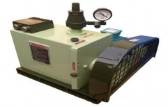 Oil Sealed Rotary Vacuum Pump   by Kds Lab India