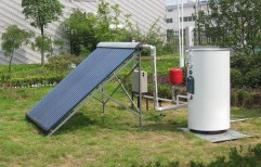 Pressurized Solar Water Heater by Powermax Energies Private Limited