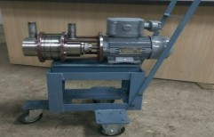 Self Priming Centrifugal Pump by Samarth Pumps
