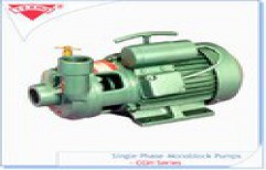 Single Phase Monoblock Pumps   by Texmo tirumala electricals