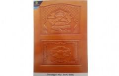 Teak Wood Carved Door by Shiv Enterprises