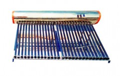 Tube Solar Water Heater by Nucifera Renewable Energy Systems