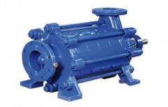 Two Stage Centrifugal Pump by Mackwell Pumps & Controls