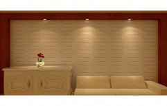 Wall Paneling Work by Rvs Interiors