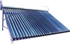 300 LPD ETC Solar Water Heater by Nirantar
