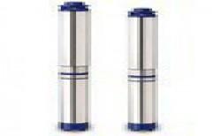 Borewell Submersible Pump by Saffron Pumps