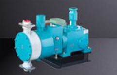 Chemical Dosing Pumps, Max Flow Rate: 1 To 1000 Lph