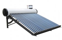 Domestic Solar Water Heater by IT Robotech
