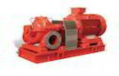 Semi-Automatic Fire Fighting Pump, Max Flow Rate: 500-3000 Lph