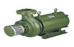 Horizontal Open Well Submersible Pump by Satyam Machinery