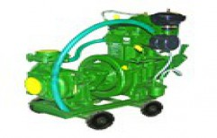 Nk5 Light Weight Diesel Pump Set by Kovai Engineering Works