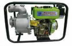 Cast Iron Paramveer Diesel Pump Set, 2 HP, Water Cooled