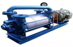 Promivac Double Stage Water Ring Vacuum Pump   by Promivac Engineers