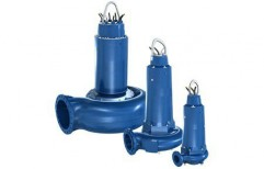 Sewage Pump by Mackwell Pumps & Controls
