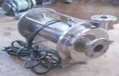 SS Centrifugal Submersible Pumps by Uday Agencies