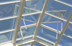 Aluminium Glazing by Megha Marketing