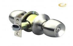 Cylindrical Door Lock by Raj Hardwares
