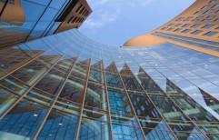 Designer Glass Glazing by Megha Marketing