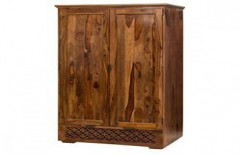 Designer Wooden Almirah by Shri Sai Kripa Furnitures