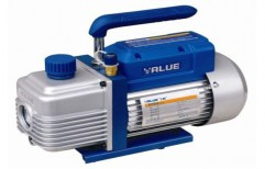 Single Phase Double Stage Vacuum Pump by Kalyan Trading