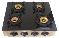 Gas Stove by Raj Hardwares