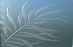 Glass Designing Service by Megha Marketing