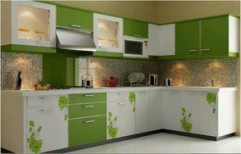 Modular Kitchen Set by Shri Sai Kripa Furnitures