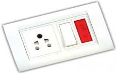Modular Switch by Raj Hardwares