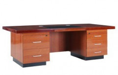 Office Wooden Table by Shri Sai Kripa Furnitures