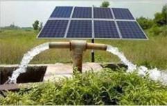 Solar Power Pump by The Wolt Techniques