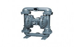 Air Operated Double Diaphragm Pump by Creative Engineers