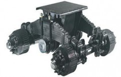 Bogie Suspension by Skeequipment Private Limited