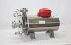 Buttermilk Pump by Creative Engineers