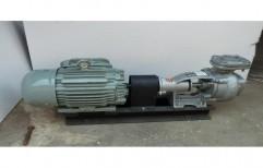 Flameproof Pump by Creative Engineers