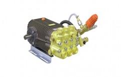 High Pressure Vehicle Washing Pump by Creative Engineers