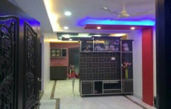 House Interiors by Kranthi Wood Works