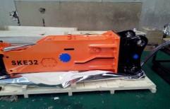 Hyd Rock Breaker by Skeequipment Private Limited