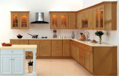Modular Kitchen Service by Kranthi Wood Works