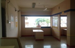 Office Room by Kranthi Wood Works