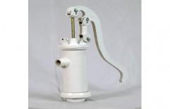 Plastic Hand Pump by Creative Engineers