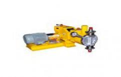 Malhar Plunger Type Dosing Metering Pump, Max Flow Rate: 100 Ml/Hr To 15000 Lph