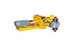 Plunger Type Dosing Metering Pump by Creative Engineers