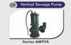 Sewage Pump by Ambica Machine Tools