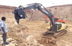 SKE Hydraulic Ripper by Skeequipment Private Limited
